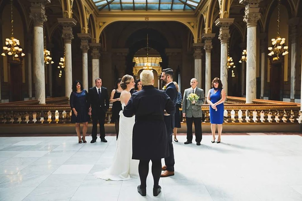 Wedding Officiant Indianapolis, Indy, Indiana, Get married today, Elopement,